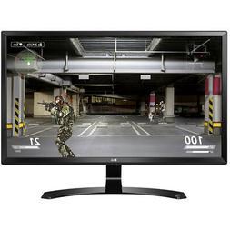 LG 27UD58-B 27 LED LCD Monitor - 16:9 - 5 ms - 3840 x 2160 -
