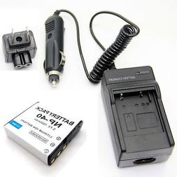 Li-ion Battery Pack + Charger for DXG DXG-556V HD DXG-566V D