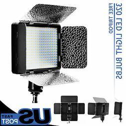 320pcs Pro LED Camera Video Light For Sony Canon Nikon Panas