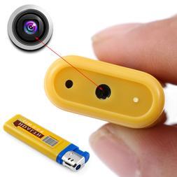 Lighter Mini Hidden Spy Camera HD DV DVR Surveillance Camcor
