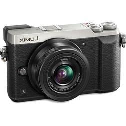 Panasonic Lumix DMC-GX85K with G 12-32mm f/3.5-5.6 O.I.S. AS