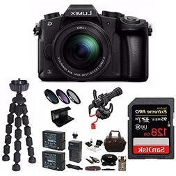 Panasonic LUMIX G85MK 4K Mirrorless Interchangeable Lens Cam