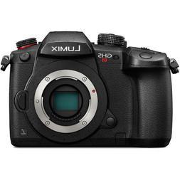 Panasonic  Lumix GH5s Body C4K Mirrorless Camera with High S