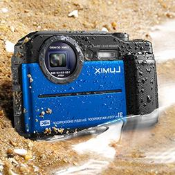 PANASONIC LUMIX TS7 Waterproof Tough Camera, 20.4 Megapixels
