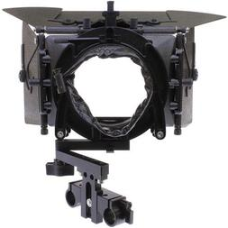 Cavision 3x3 Matte Box Package, Includes Top & Side Flags, D