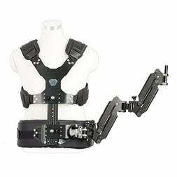Movo MC50 Deluxe Vest & Dual Articulating Arm for Handheld V