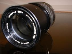 Minolta MD Tele Rokkor-X 135mm 1:3.5 Minolta Celtic Camera L