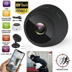 US Mini Camera Wireless Wifi IP Security Camcorder HD 1080P