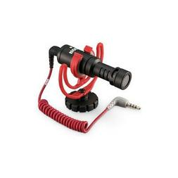 Rode Microphones VideoMicro Compact On-Camera Microphone #VI