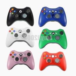 For Microsoft Xbox 360 &PC System USB Wired/Wireless Remote