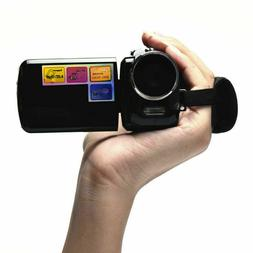 Mini 1.8 Inch TFT 4X Digital Zoom Video Camera Easy and Conv