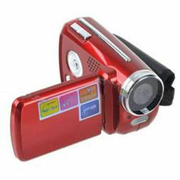 "Mini 1.8"" LCD DV Camcorder 4x zoom Digital Video Camera Kids"