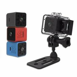 Mini 1080P Waterproof Wireless Camcorder With IR Night Visio