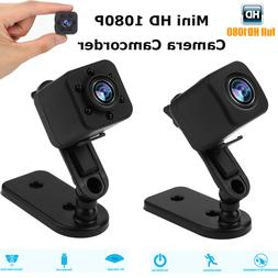 Mini 155° Lens Camera Full HD 1080P Camcorder Waterproof Sp