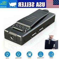 mini body camera 8 hour motion camcorder