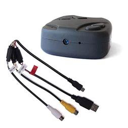 BrightTea® Mini DVR 808 #16 V3 Lens A Car Key Chain Micro C
