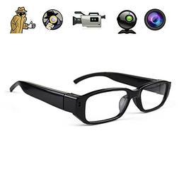 Mengshen Glasses Style Hidden Spy Camera Eyewear Camcorder M