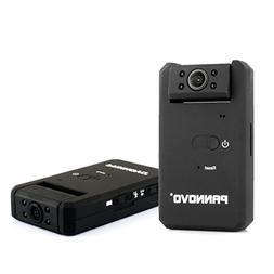 PANNOVO Mini Hidden Spy Camera, HD 1080P Portable Covert Nan