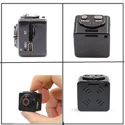 Mini hidden spy camera, SQ9 Mini DV 1080P Full HD H.264 12.0