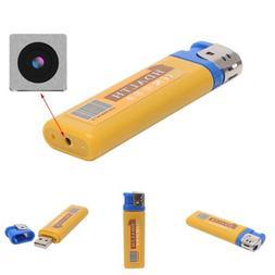 Mini Hidden Spy Camera Lighter HD DV DVR Surveillance Camcor