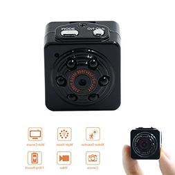 Mini Spy Camera Hidden Micro Cam Portable Security Camera 10