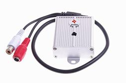 Vanxse® Mini Microphone High Sensitive Pickup Audio Mic wat
