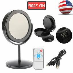 Mini Mirror Motion Detection DV Spy Video Camera Hidden DVR