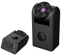 Mini Spy Hidden Camera-Conbrov 720P Night Vision Motion Acti