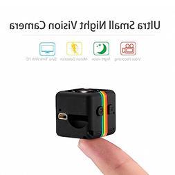 Mini Spy Hidden Camera Night Vision Portable Sport Video Cam