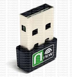 Realtek 300Mbps Mini Nano USB Wireless 802.11N LAN Card WiFi