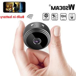 Mini WiFi Camera 1080P HD Wireless IP P2P Camera Small Micro