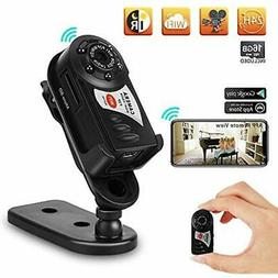 Toughsty Mini WiFi Camera Pocket Handhel