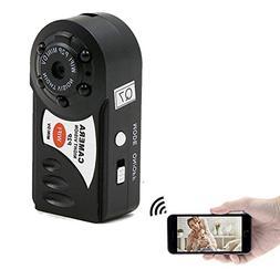 MaQue Mini Wifi DVR Video Camera Recorder Wireless Wi-fi IP