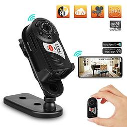 Toughsty Mini WiFi Camera Pocket Handheld Video Recorder Sup