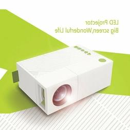 Mobile Projector Mini Portable Pocket Projector for iPhone A