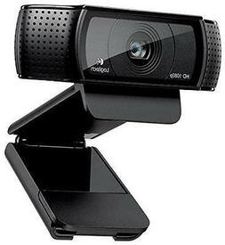 Logitech Hd Pro Webcam C920 Hdcamcorders