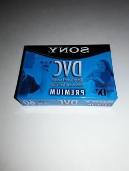 new 3 pack dvc mini dv cassette