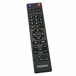 New 850125633 Remote Control for Hitachi TV LE32E6R9 LE32A50