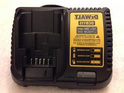 New Dewalt DCB115 12V & 20V Max Li-ion Battery Charger repla