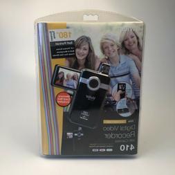 New Vivitar Digital Video Recorder DVR 410 Handheld Travel C