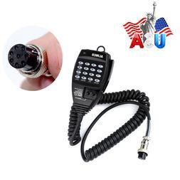 New EMS-57 8pin DTMF Hand Mic For Alinco HF/Mobile DX-SR8T D