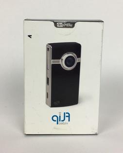 New Factory Sealed Flip UltraHD Video Camera U2120B 8GB Reco