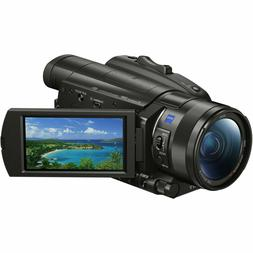 New Sony FDR-AX700 HDR 4K Camcorder