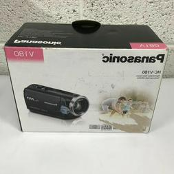 "NEW Panasonic Full HD Camcorder 2.7"" LCD 50x Op Zoom 28mm"