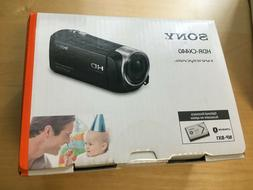 NEW Sony Handycam HDR-CX440 8GB Wi-Fi 1080p HD Video Camera