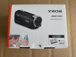NEW!! Sony Handycam HDR-CX440 8GB Wi-Fi 1080p HD Video Camer