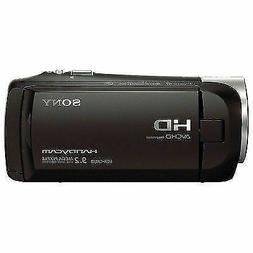 New Sony HDR-CX440/B Full HD Camcorder In Hand Ships Today!
