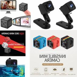 New Mini Camera Full HD 1080P Camcorder Waterproof Sport DV