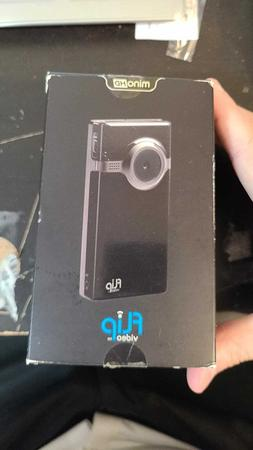 NEW Flip Video Mino HD 4GB High Definition Camcorders - AS-I