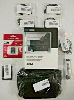 New Zoom Q4 Handy Video Recorder Full HD 1080p HDMI 24-bit/9